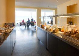 Frühstücks-Buffet Hotel Stella