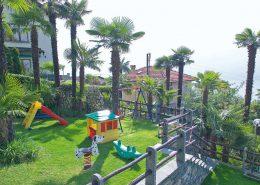 Kinderspielplatz des Hotel Stella
