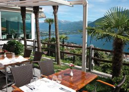 Hotel Stella Panorama-Terrasse