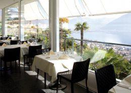 Panorama-Speisesaal Hotel Stella