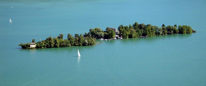 Brissago Inseln im Lago Maggiore