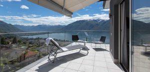 Balkon Premium-Zimmer 222° Hotel Stella