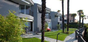 Design-Zimmer im Casa Giardino - Gartensitzplätze und Balkone